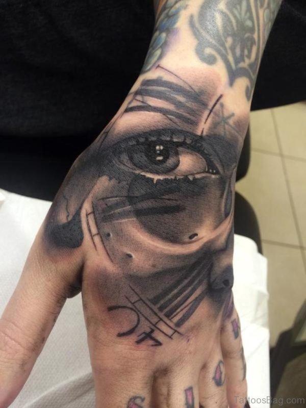Cool Eye Tattoo