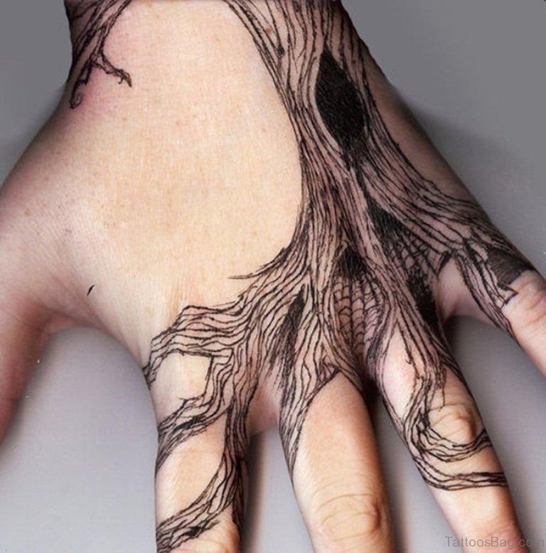 63 super cool hand tattoos. Black Bedroom Furniture Sets. Home Design Ideas