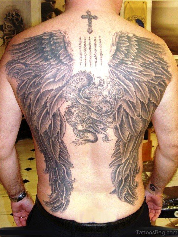 100 Impressive Big Tattoos On Back