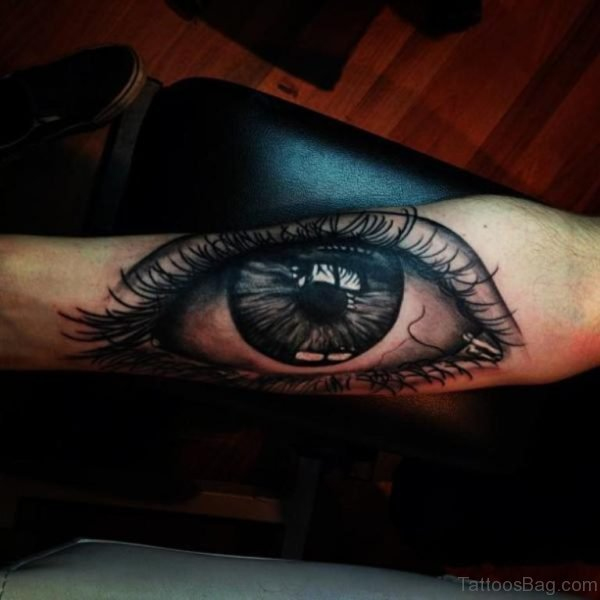 Excellent Eye Tattoo