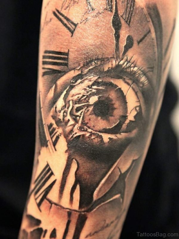 Eye Eye Tattoo