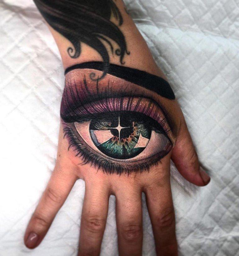 Hands over eyes sad