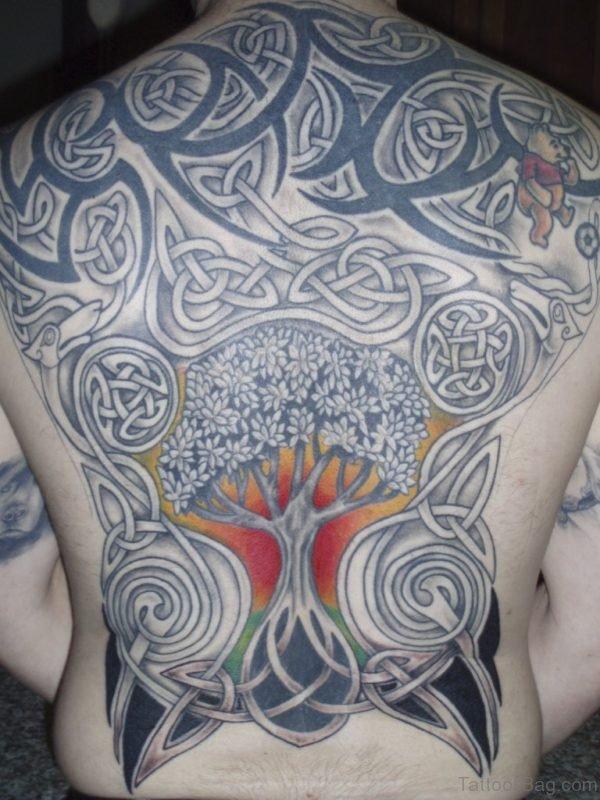 FAbulous Celtic Tree Tattoo
