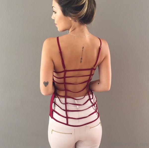 Fabulous Arrow Tattoo
