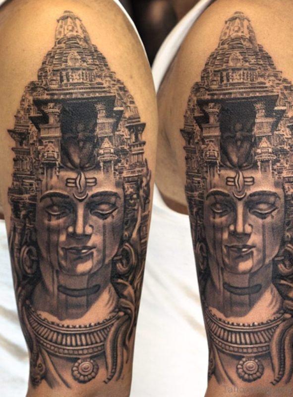 Fabulous Lord Shiva Tattoo