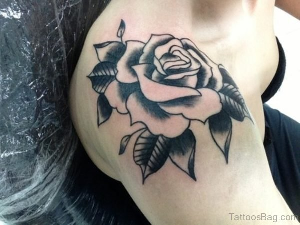 Fabulous Rose Tattoo
