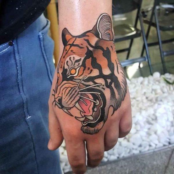 Fabulous Tiger Tattoo