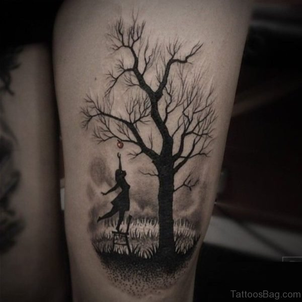 Fabulous Tree Tattoo