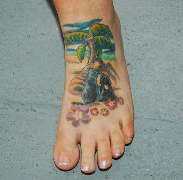 Fabulous Tree Tattoo