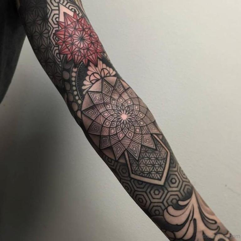 top 10 full arm tattoo