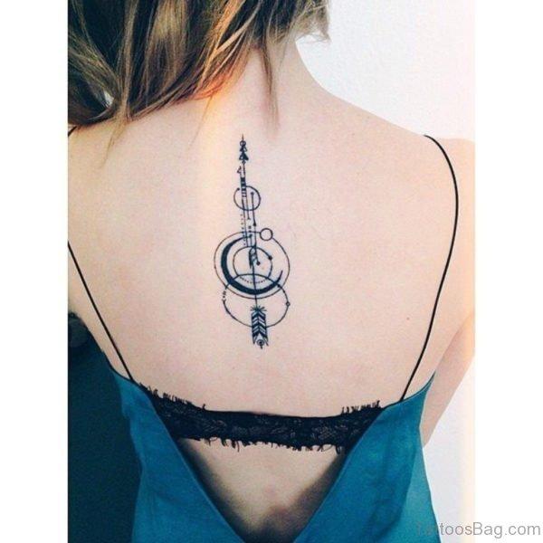 Fantastic Arrow Tattoo