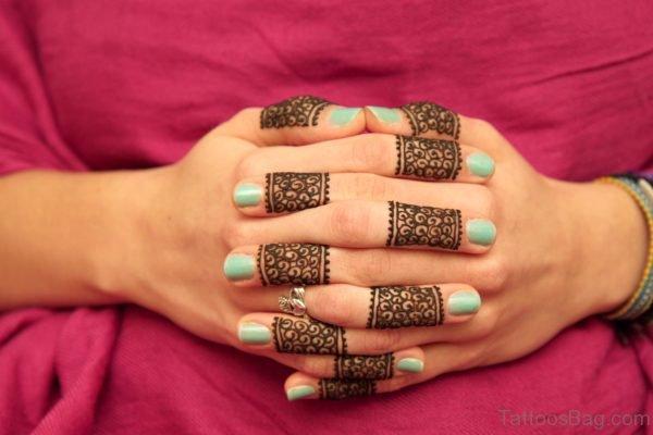 Fantastic Finger Tattoo