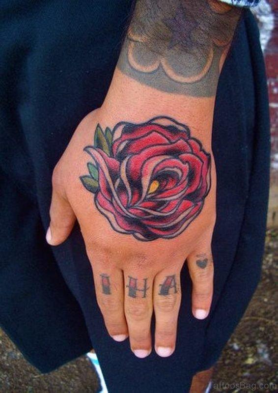 Fantastic Rose Tattoo Tattoo 1