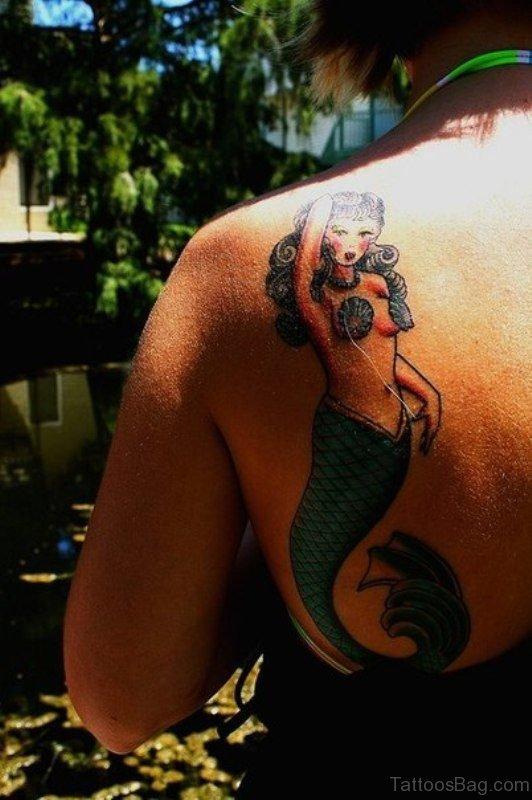 Fish Nautical Tatto