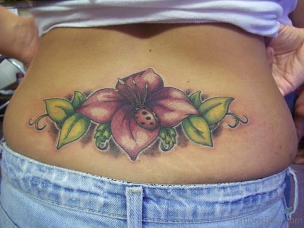 Flower Tattoo Picture