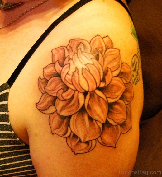 Flower Tatttoo Design