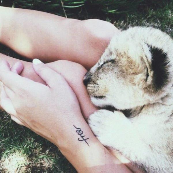 Free Wrist Tattoo