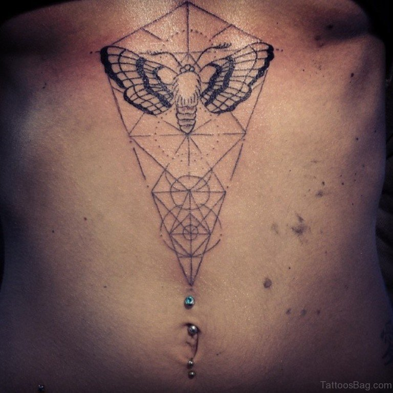 25 ultimate stomach tattoos