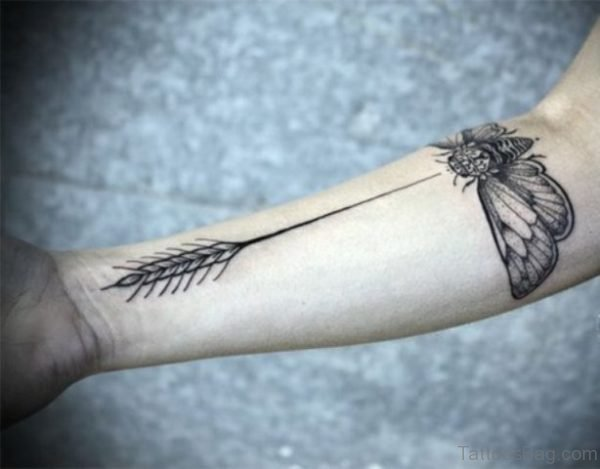 Girly Tattoo On Arm