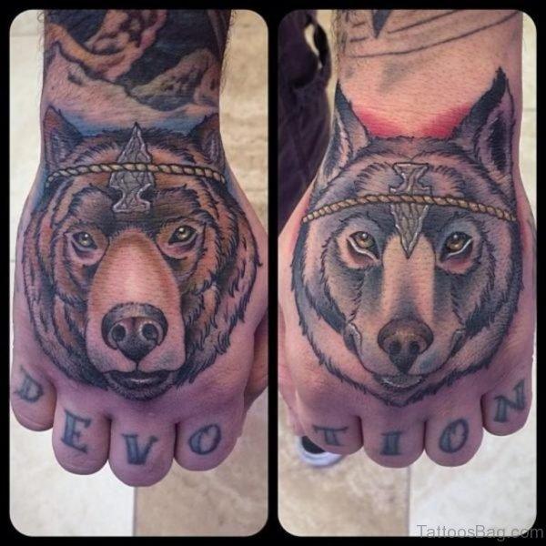 Good Bear Tattoo