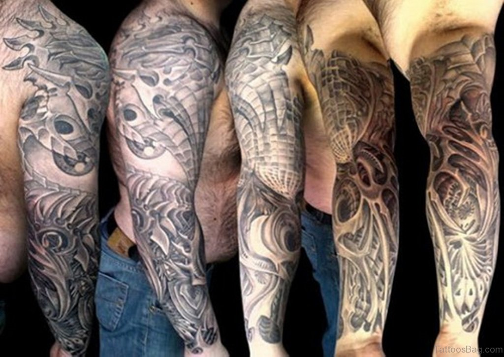 50 great celtic tattoos for full sleeve for Tattoo cover sleeves