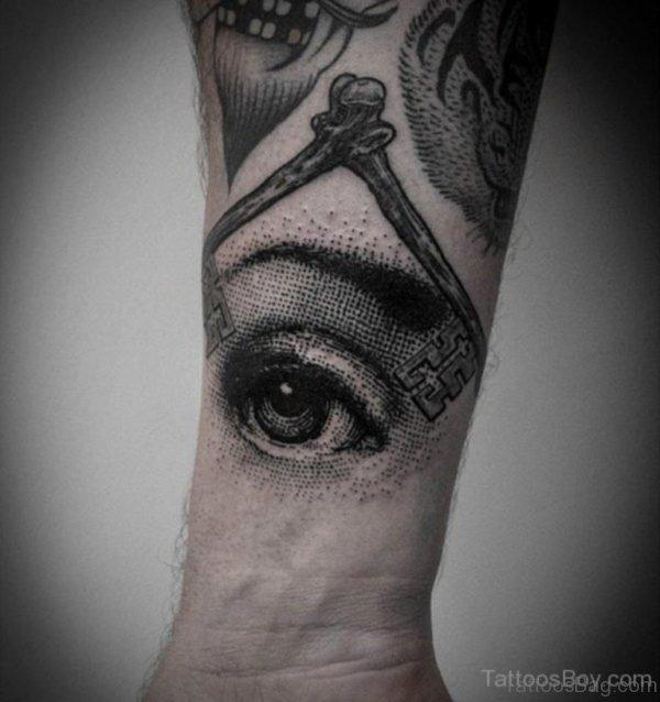 Good Eye Tattoo 1