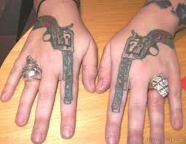 Good Gun Tattoo