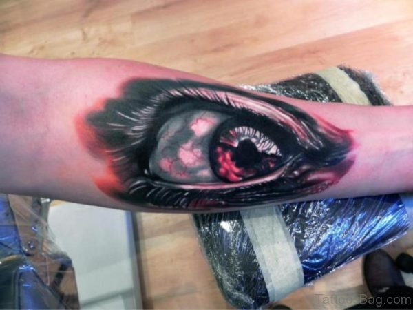 Good Looking Eye Tattoo