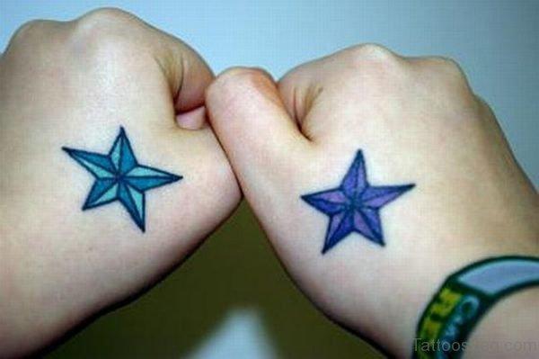 Good Looking Star Tattoo