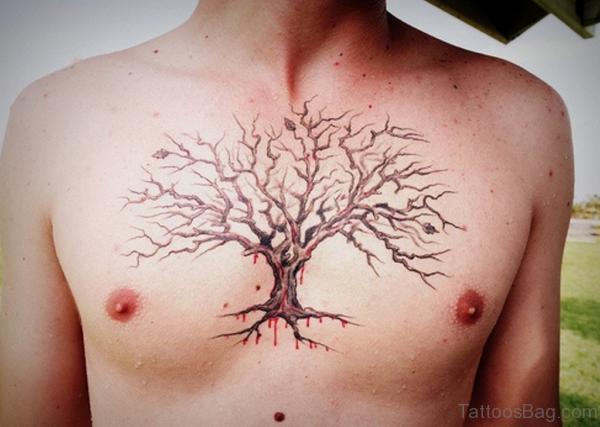 Good Looking Tree Tattoo