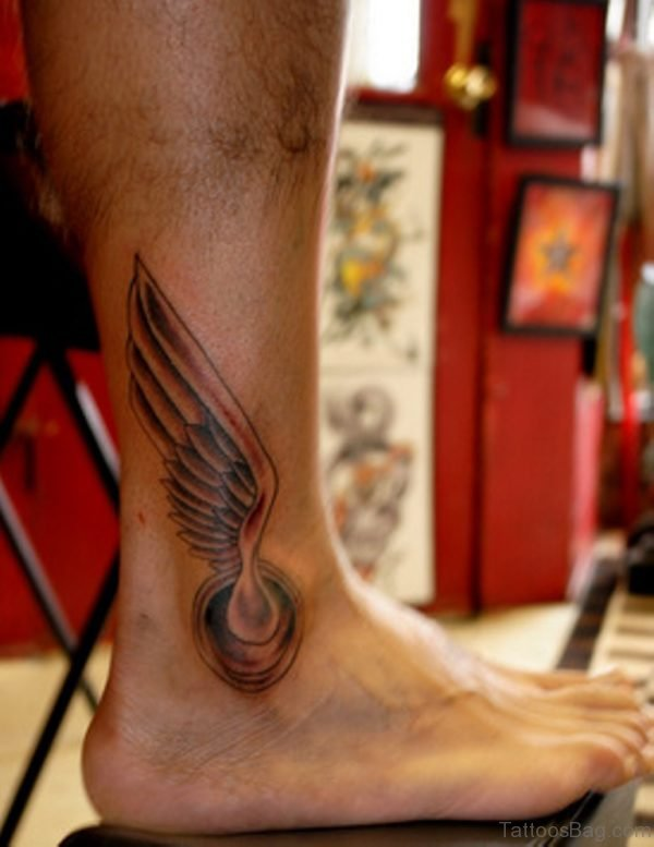 Good Looking Wings Tattoo