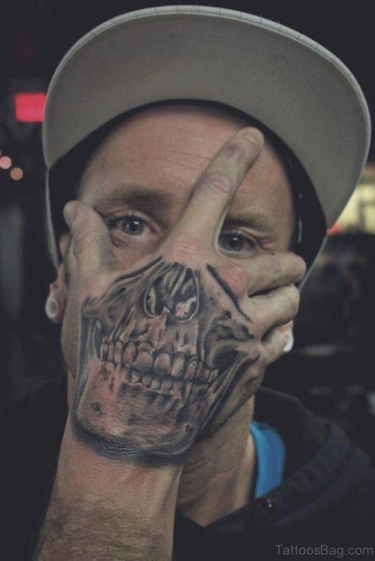 Good Skull Tattoo