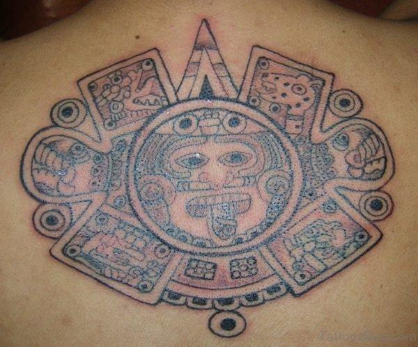 Great Aztec Tattoo