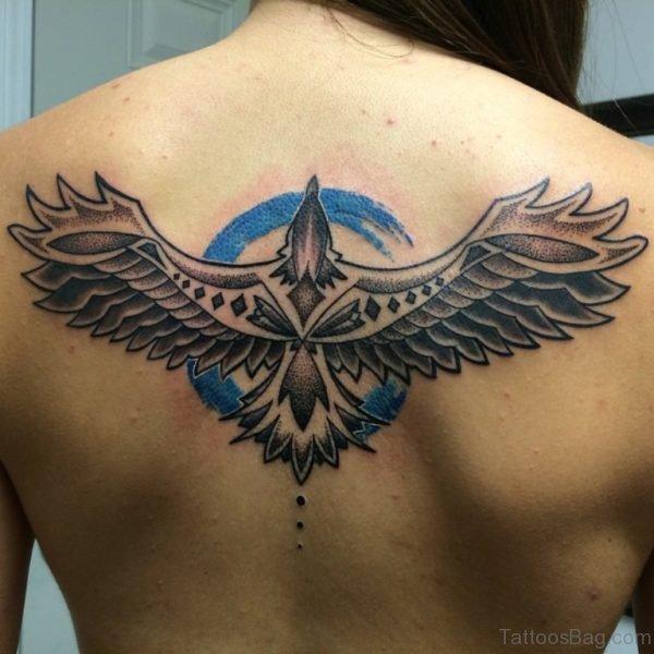 Great Bird Tattoo