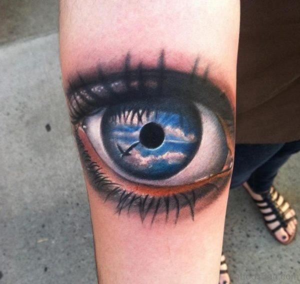 Great Eye Tattoo