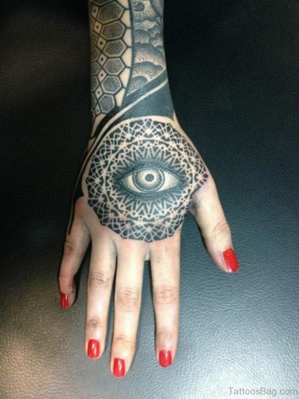 Great Eye Tattoo