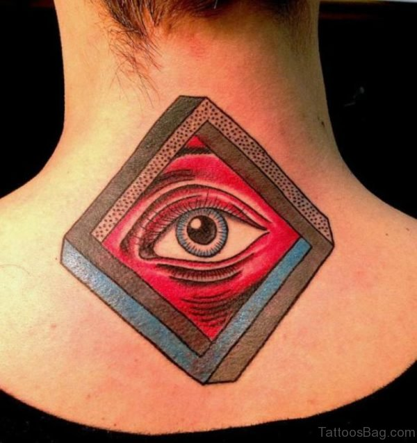 Great Eye Tattoo Design