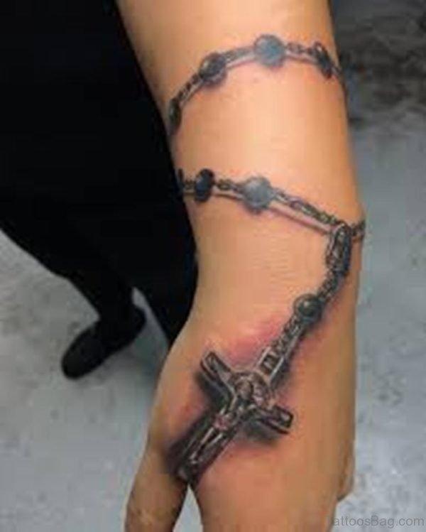 Great Rosary Tattoo