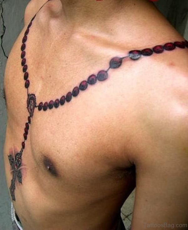 Great Rosary Tattoo