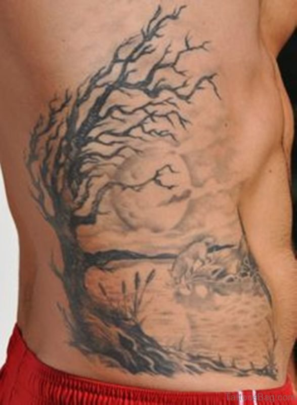 Great Tree Tattoo