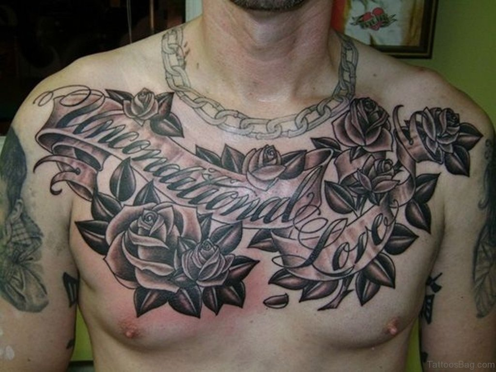 75 Appealing Chest Tattoos For Men