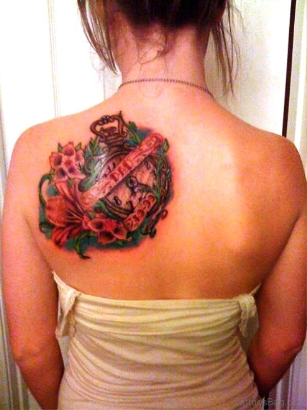 8c742d804dd96 91 Supreme Back Shoulder Tattoos For Girls