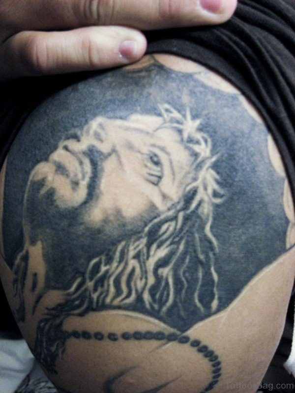 Joseph Christ Tattoo