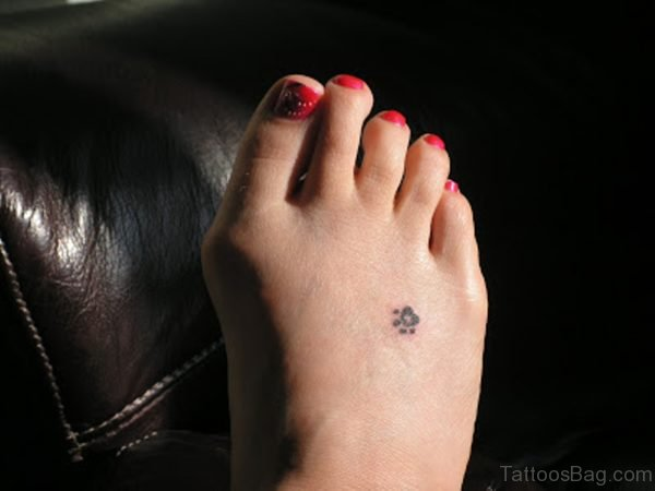 Little Paw Tattoo