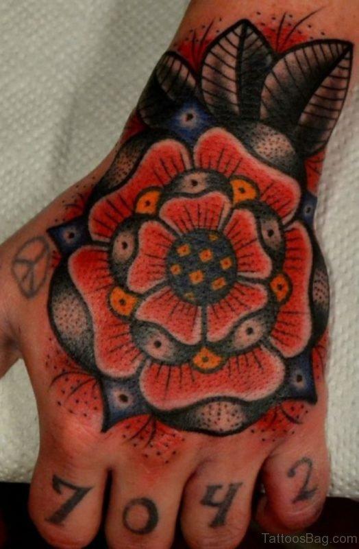 Magnificent Mandala Tattoo
