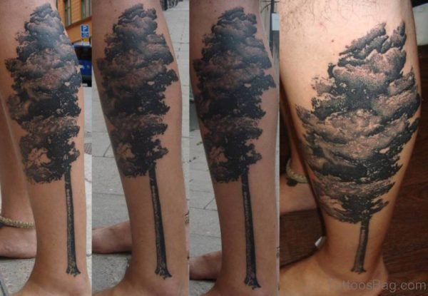 Magnificent Tree Tattoo