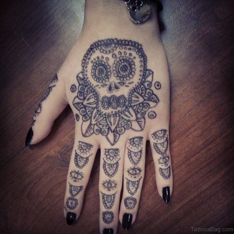 50 Great Looking Mandala Tattoos On Hand Hand tattoos, especially on palms, are not common in 2019. tattoo designs tattoosbag com