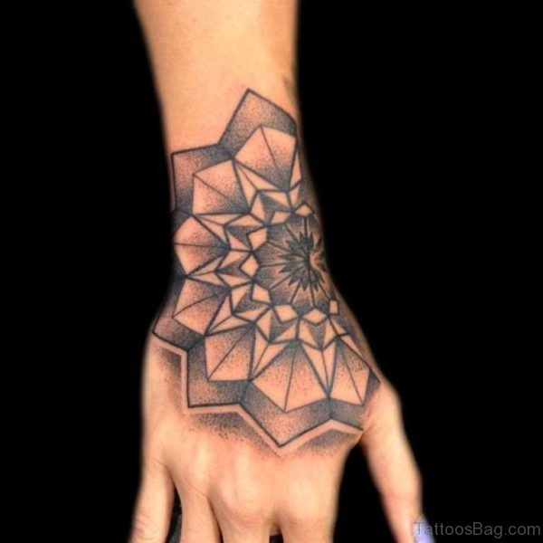 Marvelous Mandala Tattoo