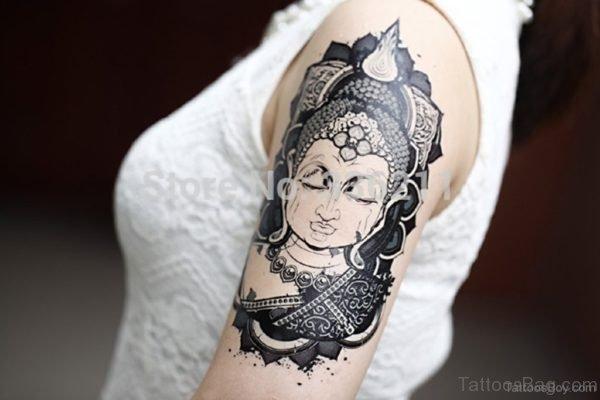 Mind Blowing Shiva Tattoo