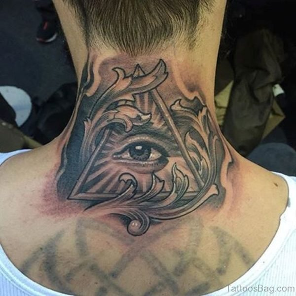 Nice Eye Tattoo
